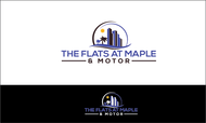 The Flats at Maple & Motor Logo - Entry #109