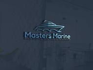 Masters Marine Logo - Entry #204