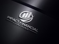 Impact Financial coaching Logo - Entry #49