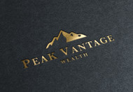 Peak Vantage Wealth Logo - Entry #12