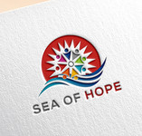Sea of Hope Logo - Entry #226