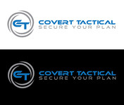 Covert Tactical Logo - Entry #34