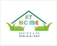 At Home Rehab Logo - Entry #46