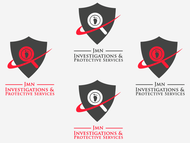 JMN Investigations & Protective Services Logo - Entry #29
