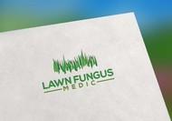 Lawn Fungus Medic Logo - Entry #41