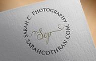 Sarah C. Photography Logo - Entry #40