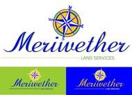 Meriwether Land Services Logo - Entry #30