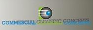 Commercial Cleaning Concepts Logo - Entry #64