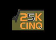 K-CINQ  Logo - Entry #194