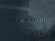 MGK Wealth Logo - Entry #215