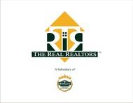 The Real Realtors Logo - Entry #150
