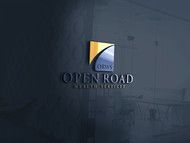 "Open Road Wealth Services, LLC  (The ""LLC"" can be dropped for design purposes.) Logo - Entry #44"