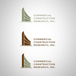 Commercial Construction Research, Inc. Logo - Entry #207
