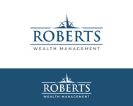 Roberts Wealth Management Logo - Entry #341