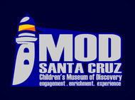 santa cruz children's museum of discovery  MOD Logo - Entry #26