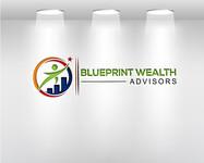 Blueprint Wealth Advisors Logo - Entry #404