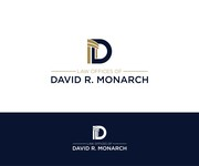 Law Offices of David R. Monarch Logo - Entry #269