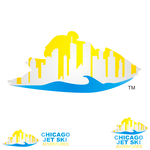 Chicago Jet Ski Adventures Logo - Entry #42