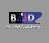B&D Entertainment Logo - Entry #127