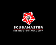 ScubaMaster Instructor Academy Logo - Entry #57