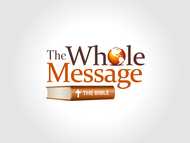 The Whole Message Logo - Entry #44