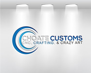 Choate Customs Logo - Entry #109