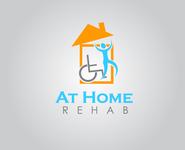At Home Rehab Logo - Entry #34