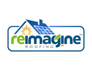 Reimagine Roofing Logo - Entry #101