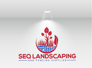 South East Qld Landscaping and Fencing Supplies Logo - Entry #14