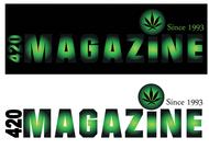 420 Magazine Logo Contest - Entry #49