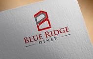 Blue Ridge Diner Logo - Entry #5