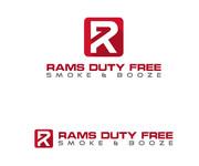 Rams Duty Free + Smoke & Booze Logo - Entry #271