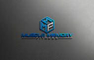 Muscle Memory fitness Logo - Entry #13