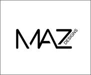 Maz Designs Logo - Entry #419