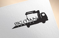 Big Man Towing Logo - Entry #119