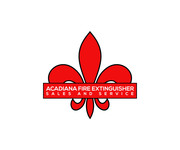 Acadiana Fire Extinguisher Sales and Service Logo - Entry #10
