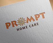 Prompt Home Care Logo - Entry #103