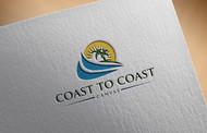 coast to coast canvas Logo - Entry #100