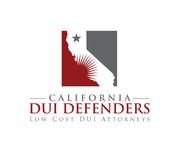 California DUI Defenders Logo - Entry #33