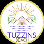 Tuzzins Beach Logo - Entry #158