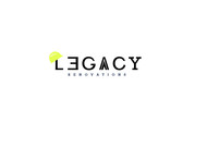LEGACY RENOVATIONS Logo - Entry #211