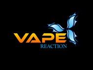 Vape Reaction Logo - Entry #143