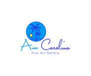 Ana Carolina Fine Art Gallery Logo - Entry #243