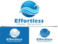 Effortless Pool Service Logo - Entry #25