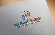Meraki Wear Logo - Entry #138