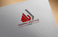 Marina lifestyle living Logo - Entry #63
