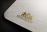 Kingsgate Real Estate Logo - Entry #93