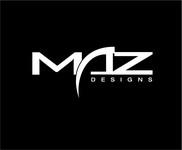 Maz Designs Logo - Entry #414