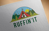 Ruffin'It Logo - Entry #21