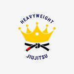 Heavyweight Jiujitsu Logo - Entry #280